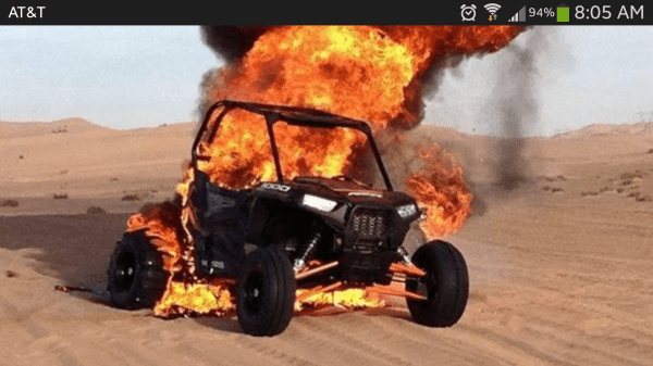 Wc In Flames 3 Rzr 1000