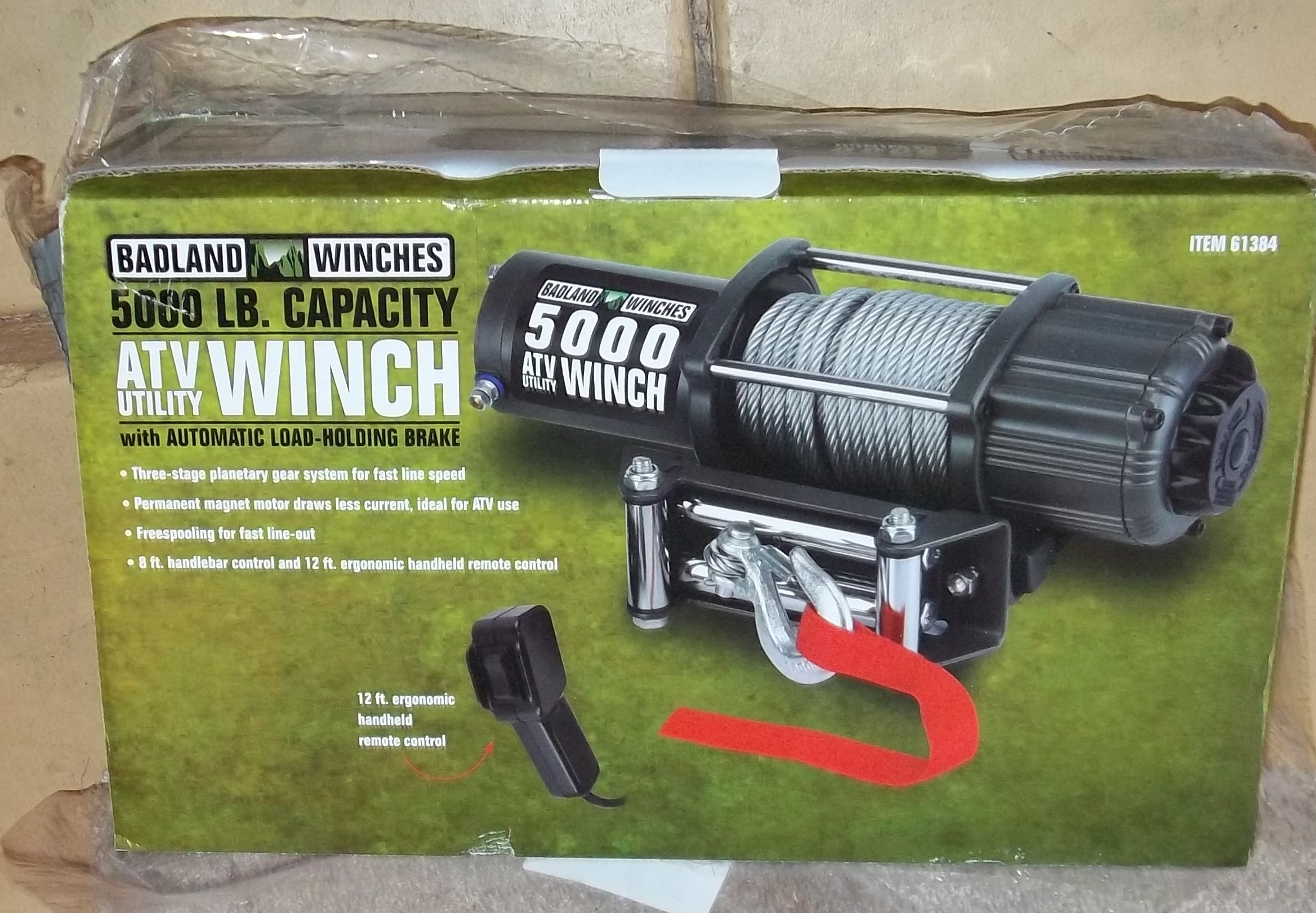 badlands atv winch wiring diagram sa 200 lincoln welder 5000lbs installation review