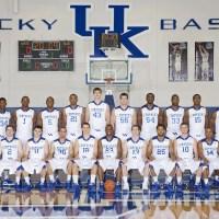 2008-2009 Kentucky Basketball Roster