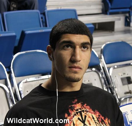 Can Enes Kanter become a man among men?