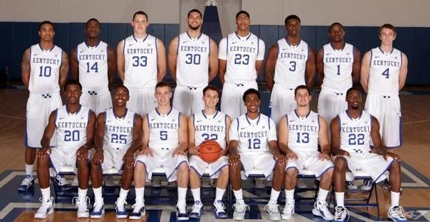 University Of Kentucky Basketball 2013 2014 2011-2012 Kentucky Bas...