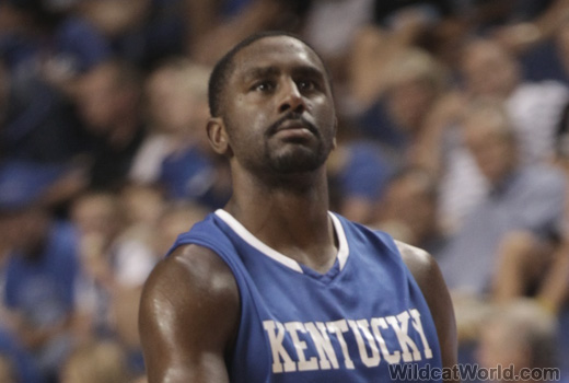 Patrick Patterson - photo by Tammie Brown   WildcatWorld.com