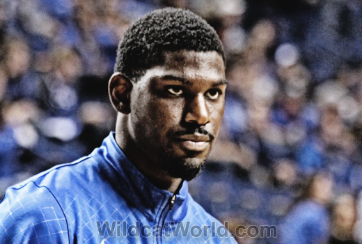 Alex Poythress doesn't yet know if he'll return but expects to make announcement soon