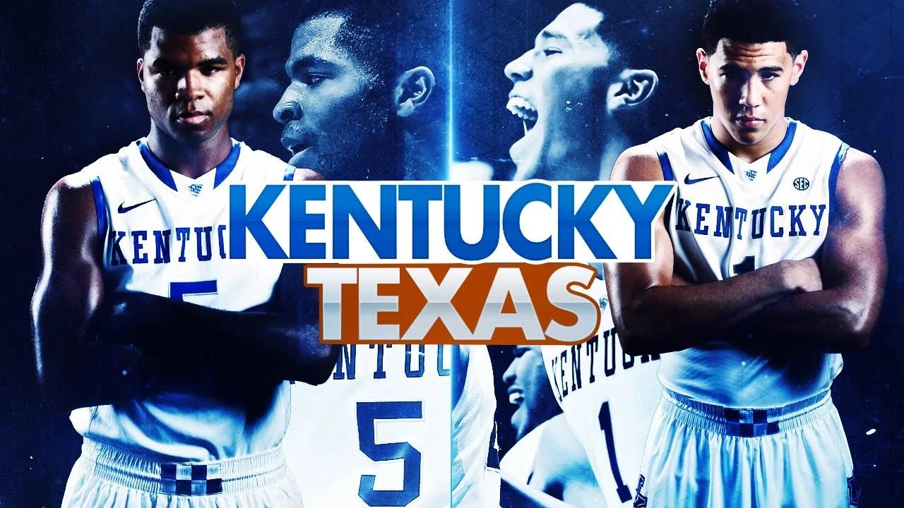 Kentucky vs Texas