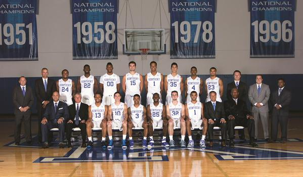 2015-2016 Kentucky Wildcats