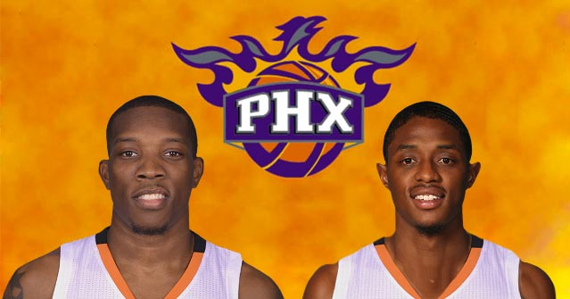 Eric Bledsoe and Brandon Knight
