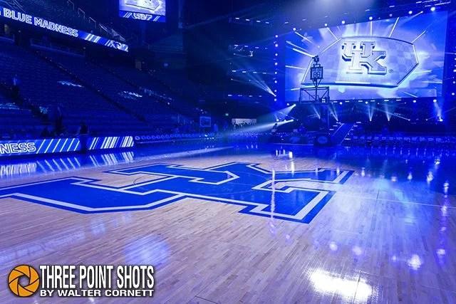 Rupp Arena - photo by Walter Cornett