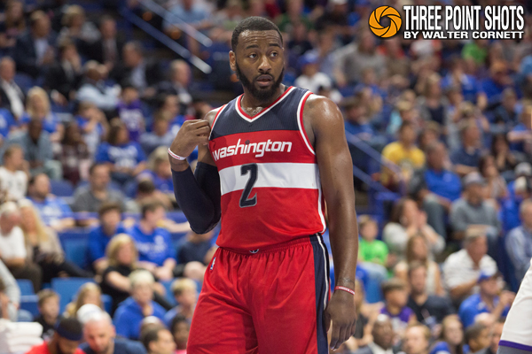 John Wall - photo by Walter Cornett