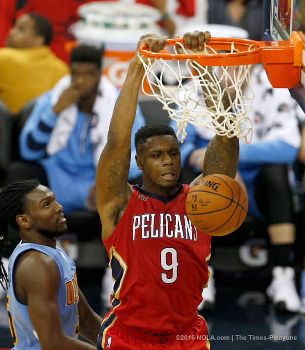 Terrence Jones -  (Photo by Brett Duke, Nola.com | The Times-Picayune)
