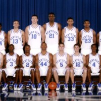 2004-2005 Kentucky Basketball Roster