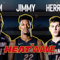 Tyler Herro and Bam Adebayo believe their college choice has played a role in the success of the Miami Heat