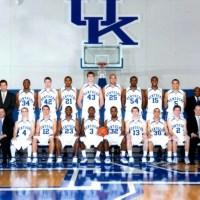 2007-2008 Kentucky Basketball Roster