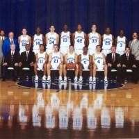 1997-1998 Kentucky Basketball Roster