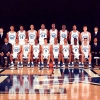 2001-2002 Kentucky Basketball Roster