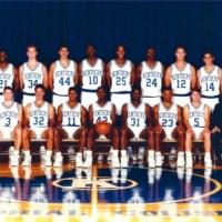 1991-1992 Kentucky Basketball Roster