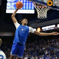 Ask about this Kentucky basketball player, and eyebrows get raised. 'He's special.'