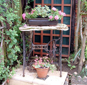 Using Salvage In The Garden 15 Ideas For Using Junk