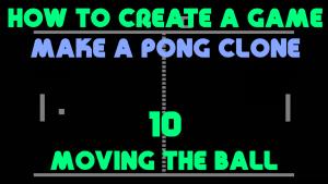 Pong Clone 10