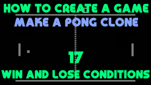Pong Clone 17