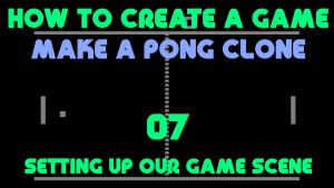 Pong Clone 07