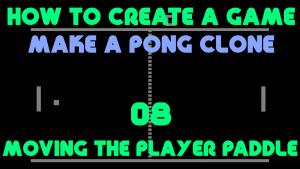 Pong Clone 08