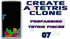 Tetris Clone 07
