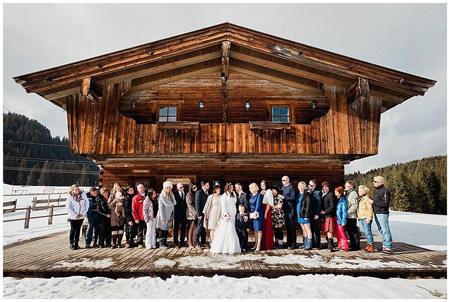 Seminaralm Hochzeit