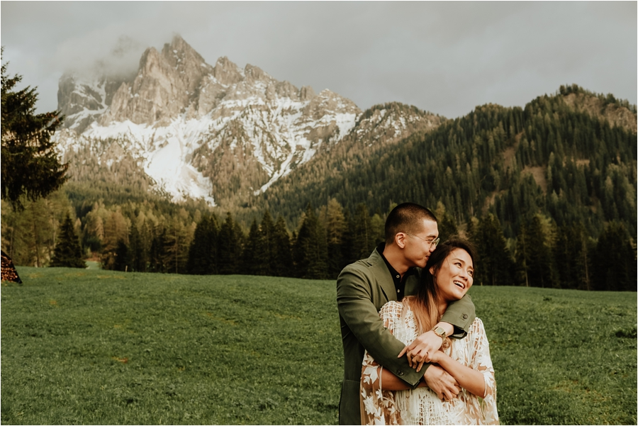 How to elope in the Dolomites in Summer by Wild Connections Photography
