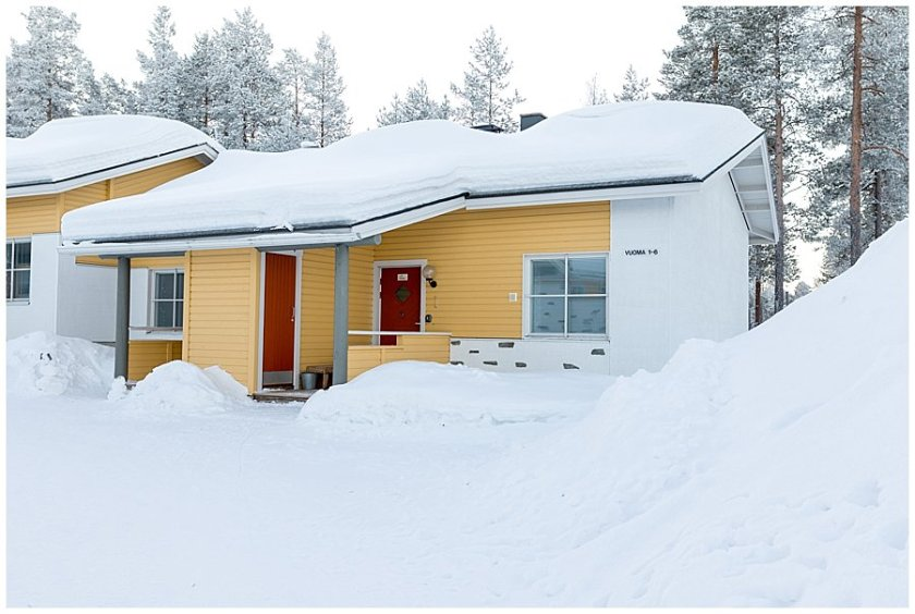 Kausikämpät apartment in Levi Finland by Wild Connections Photography