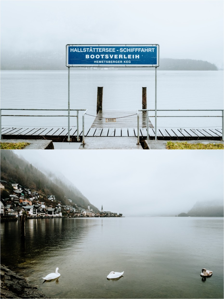 Pictures of Hallstatt Austria. Photos by Wild Connections Photography