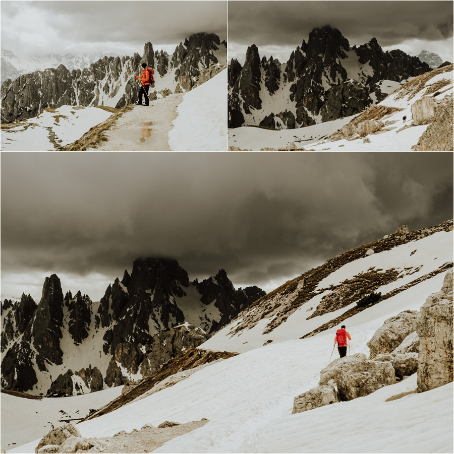 Hike to the Rifugio Auronzo Tre Cime in the Dolomites by Wild Connections Photography