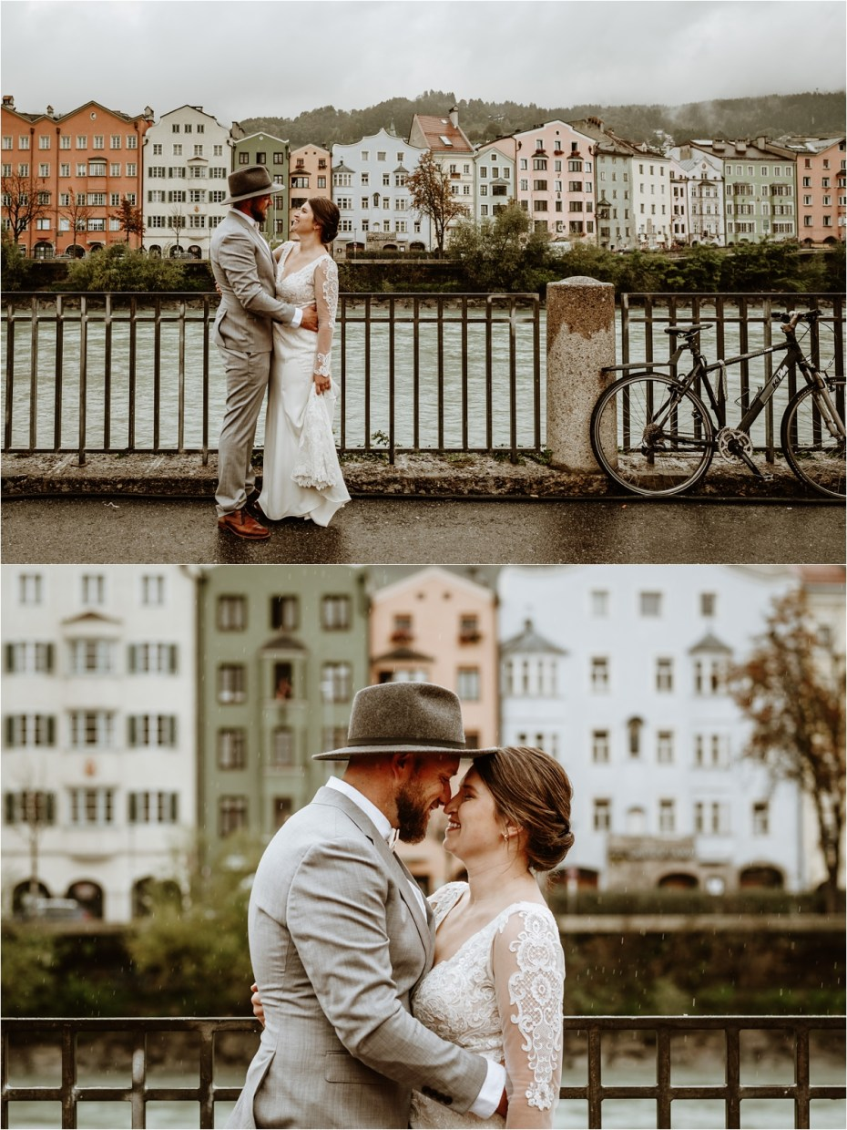 Innsbruck Elopement. Photos by Wild Connections Photography