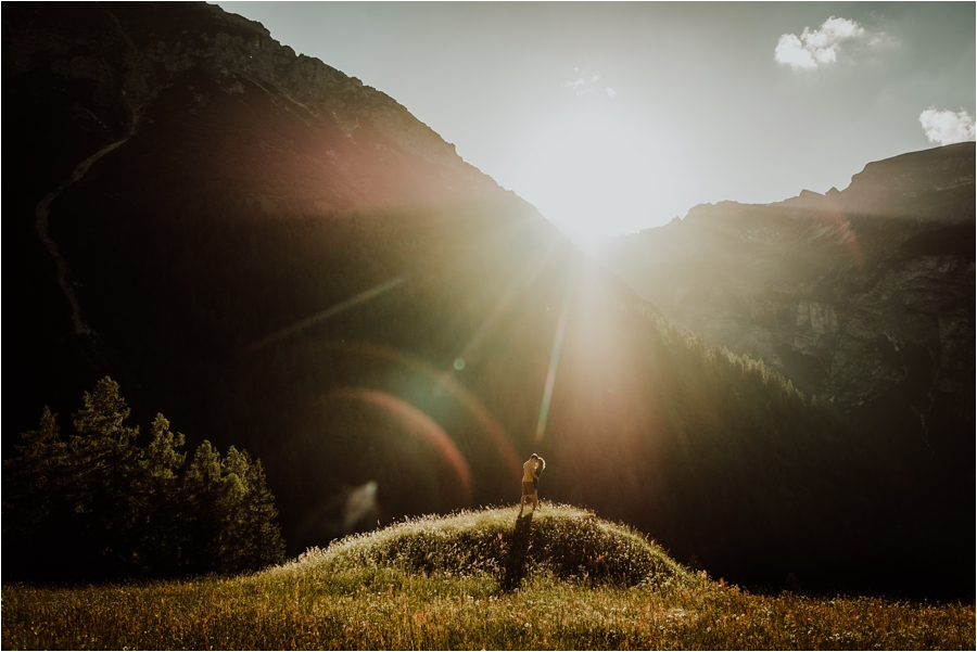 Adventure session in the Austrian Alps with Florian and Leila by Wild Connections Photography