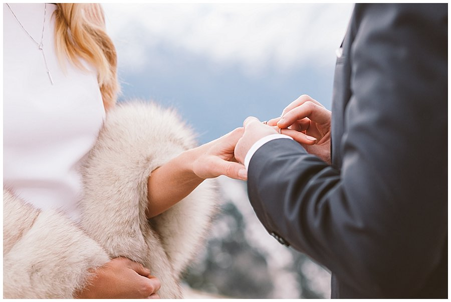 Seefeld Austria Mountain Elopement by Wild Connections Photography