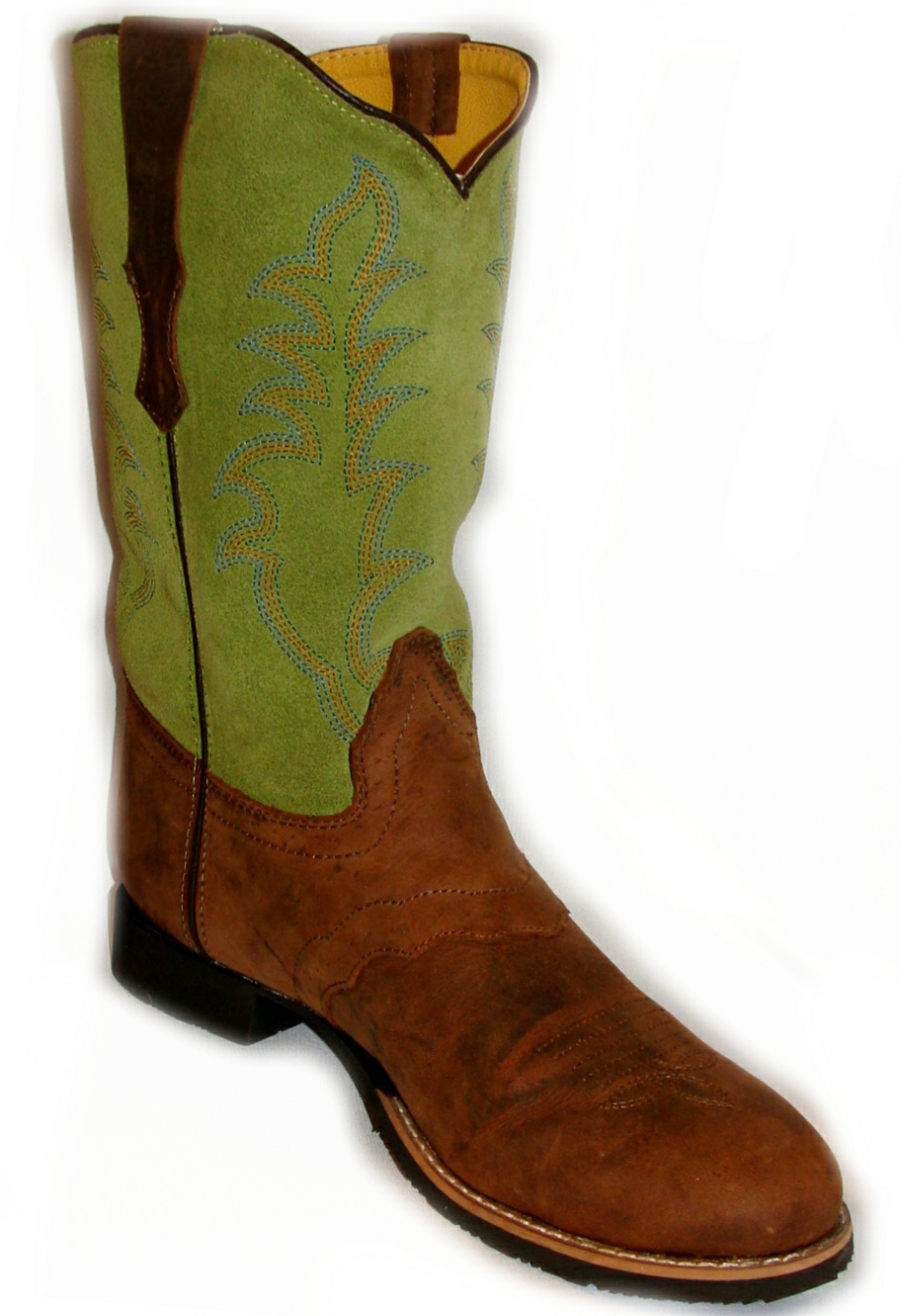 Alligator Skin Boots Womens