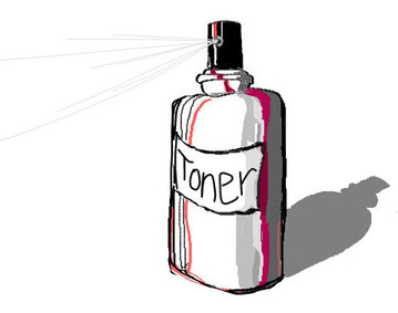 Hydrosol Toner