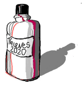 Thieves Oil 2020 Bottle