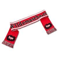 Football scarf & custom soccer scarves   Wildemasche