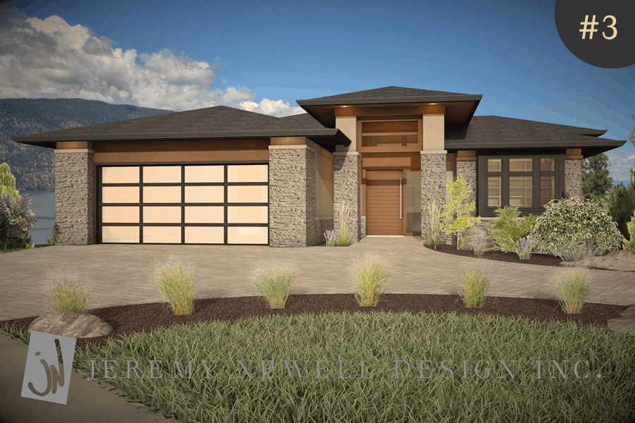 Okanagan Modern Pre Priced Home Designs Wilden Kelowna