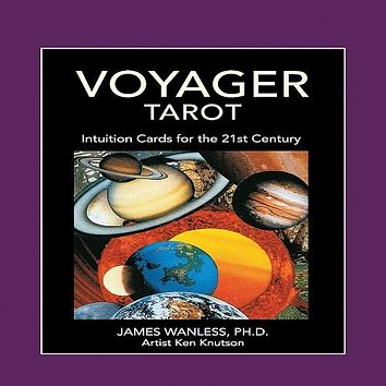 Voyager Tarot Set - James Wanless