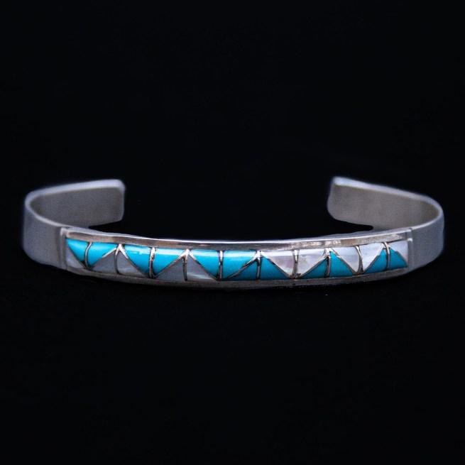 Gloria Tucson Zuni Bracelet