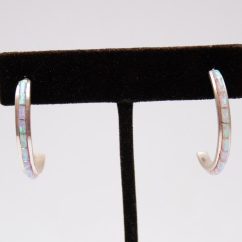 Opal Hoops