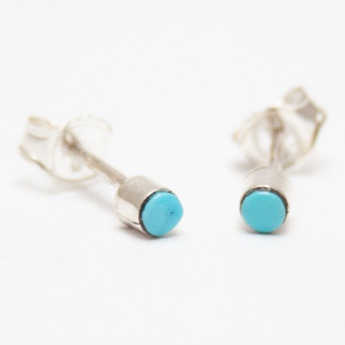 Small Turquoise Studs
