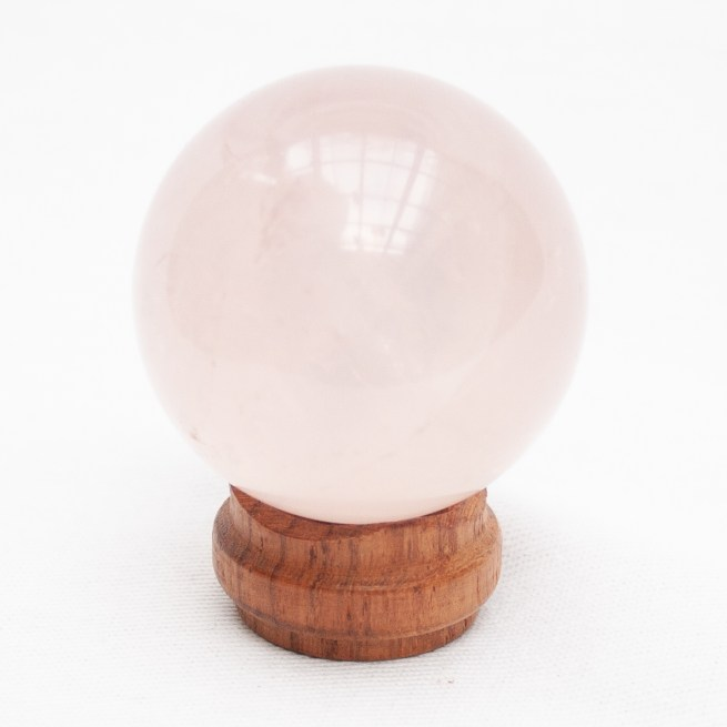 Small Rose Quartz Ball