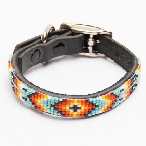 Small Zuni Dog Collar