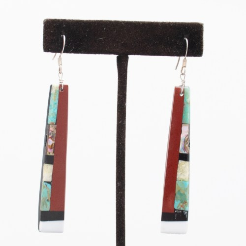 Multicolour Zuni Earrings