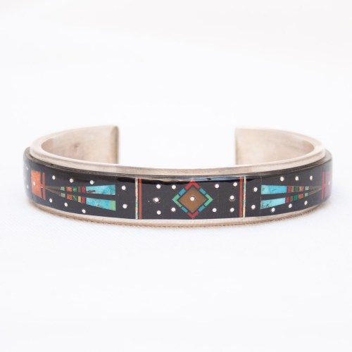 Cosmic Inlay Bracelet