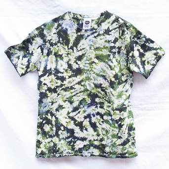 Green Hemp T-Shirt M