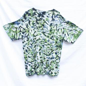 Green Hemp T-Shirt XL