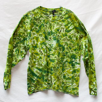 Olive Green Long-Sleeve XL
